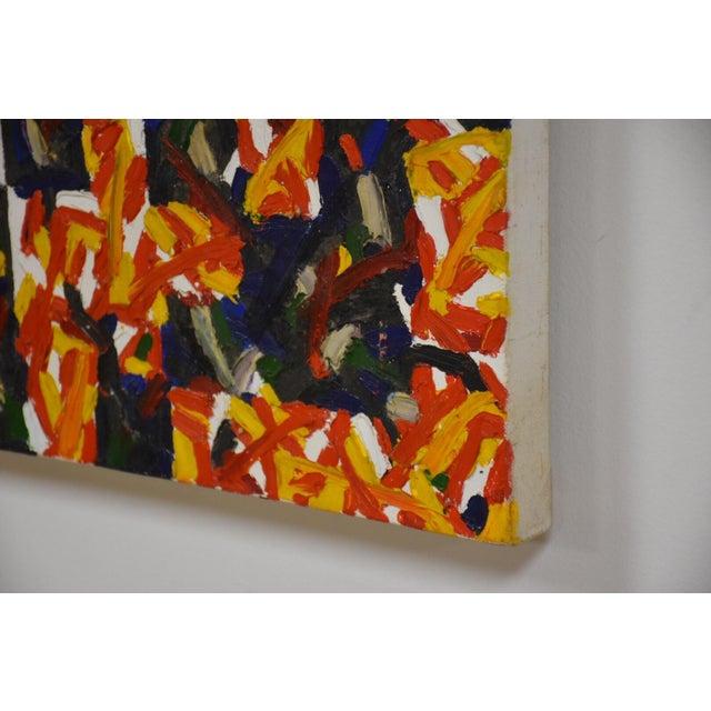 Hans Jorgen Henriksen Danish Abstract Painting - Image 6 of 8
