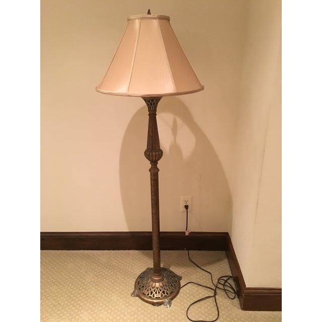 Ethan allen floor lamp chairish ethan allen floor lamp image 2 of 5 mozeypictures Choice Image
