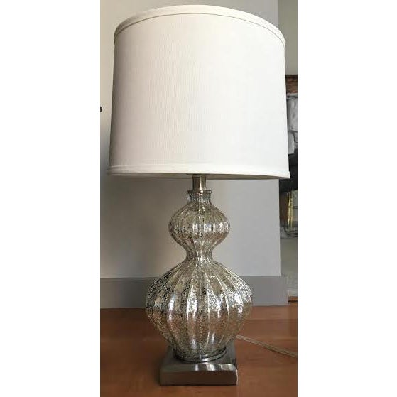 Mirrored Table Lamp - Image 2 of 4