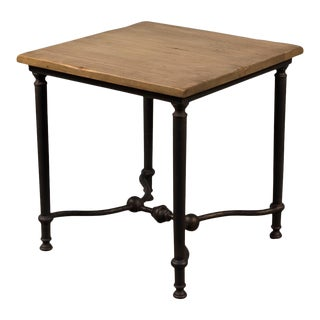 Mountain Lodge Lamp Table For Sale