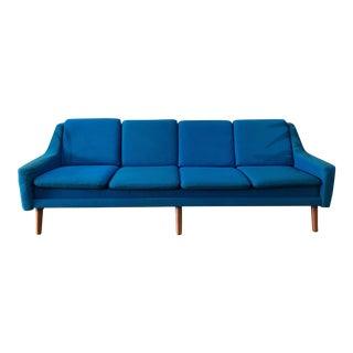 Folke Ohlsson for Dux Danish Sofa For Sale