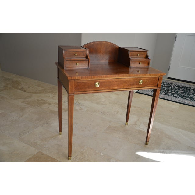 Baker Vintage Writing Table - Image 2 of 5