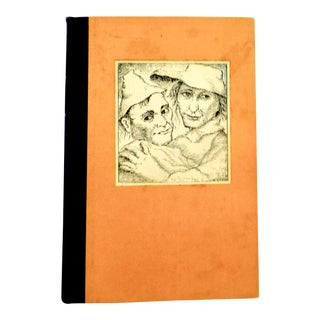 1950 Cervantes Three Exemplary Novels Single Book For Sale
