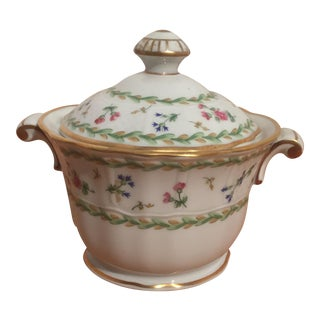 Bernardaud Limoges Artois Sugar Bowl