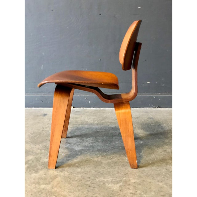 Eames for Herman Miller Occasional Chair For Sale - Image 9 of 11