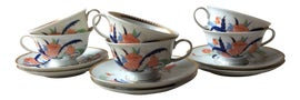 Image of Asian Modern Tea Cups