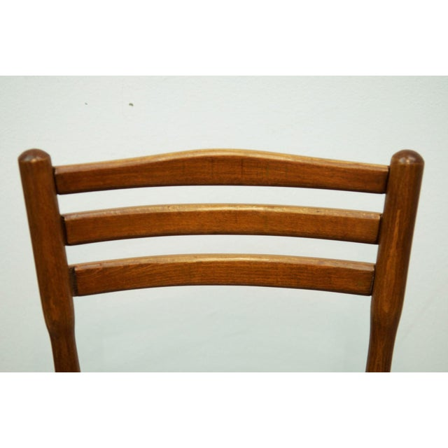Antique garden chair by J. & J. Kohn, 1900 For Sale - Image 9 of 11