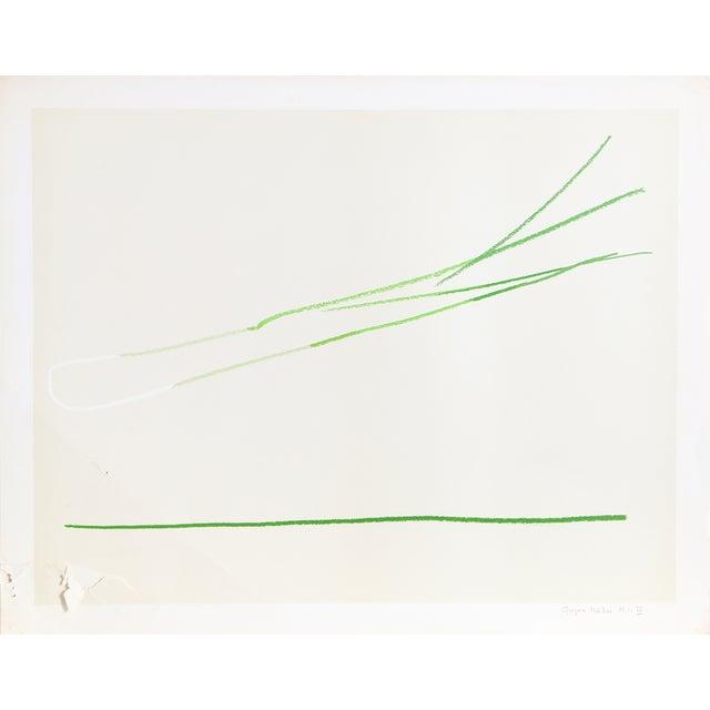 """""""Leek"""" by Gregoire Muller - Image 1 of 2"""