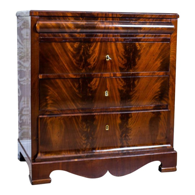 Biedermeier Dresser-Vanity Table, Circa 1860 For Sale