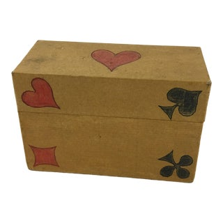 1940's Playing Card Case
