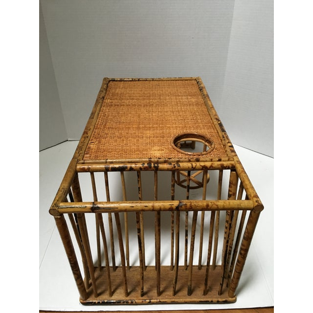 Rattan Serving Bed Tray - Image 6 of 9