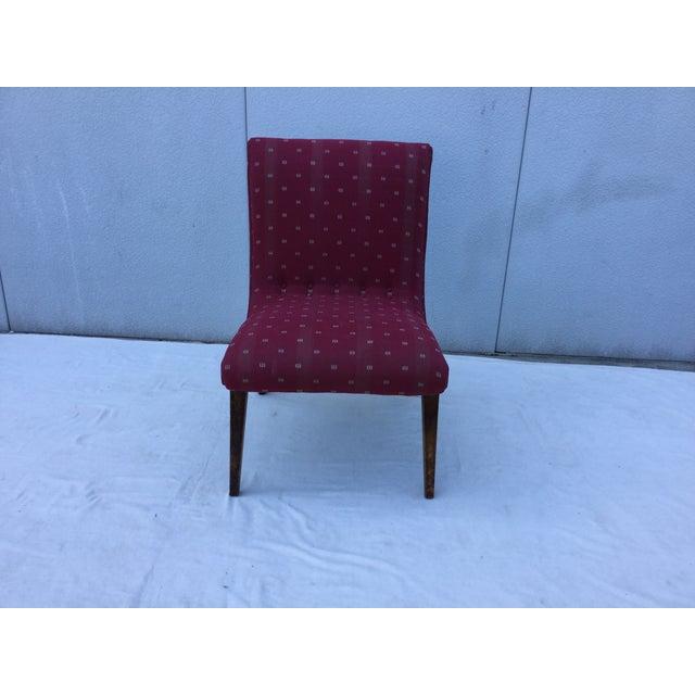 1960's Modern Slipper Chair - Image 3 of 9