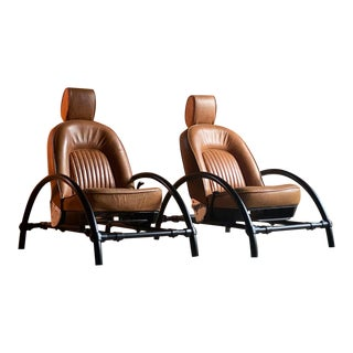Ron Arad Rover Chairs Pair by One Off Limited - a Pair For Sale
