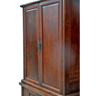 19th Century Chinese Camphor Wood Cabinet Preview