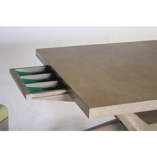 Harold Schwartz for Romweber M-748 Dining Table For Sale In Chicago - Image 6 of 9