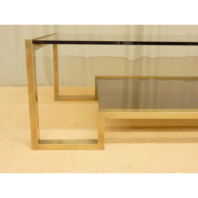 Guy Lefevre' Mid-Century Coffee Table For Sale In New Orleans - Image 6 of 7