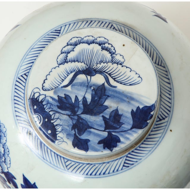 Chinese Chinese Export Ginger Jars - A Pair For Sale - Image 3 of 13