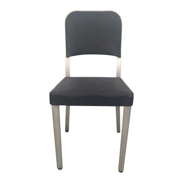 Industrial Accent Chair
