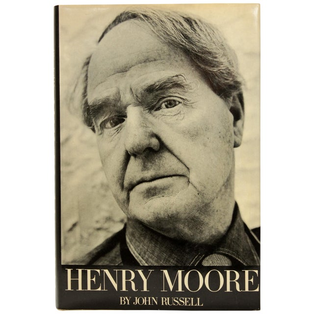 Henry Moore, First Edition Book - Image 1 of 8