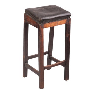 Antique Architect's Stool For Sale