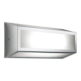 Art Deco Style Brass Bathroom Wall Light For Sale