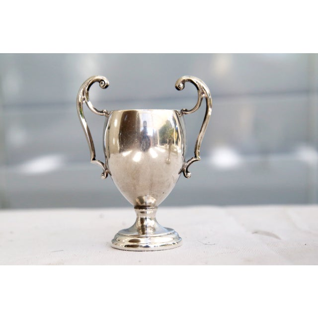 Petite Silverplate Loving Cup - Image 3 of 3