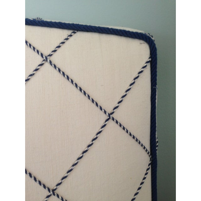 Upholstered Queen Size Headboard - Image 4 of 5