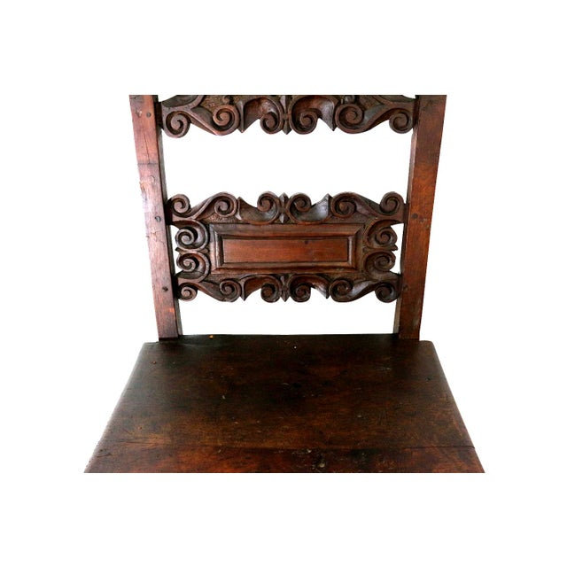 1400s Historic Furniture Chair - Image 3 of 8