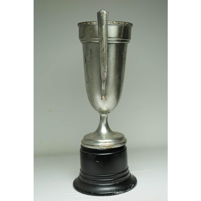 Mid 20th Century Early 20th C. Large Cup Tropy C. 1939 For Sale - Image 5 of 7