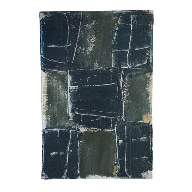 Contemporary Abstract Painting by Mark Saltz For Sale