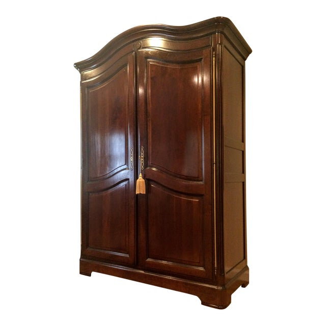 Grange France Bonnet Top Armoire - Image 1 of 11