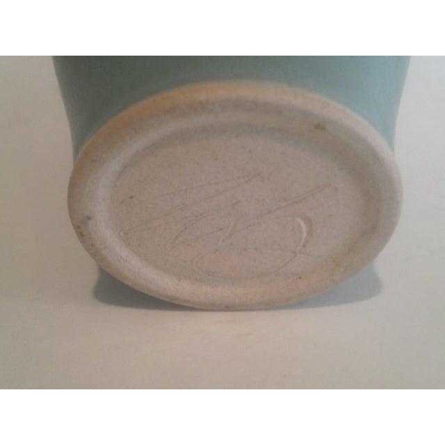 1980's Art Pottery Vase - Image 6 of 7