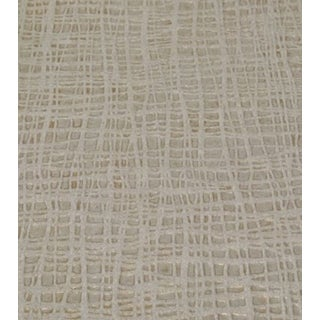 Neutral Abstract Check Pattern Wallpaper For Sale