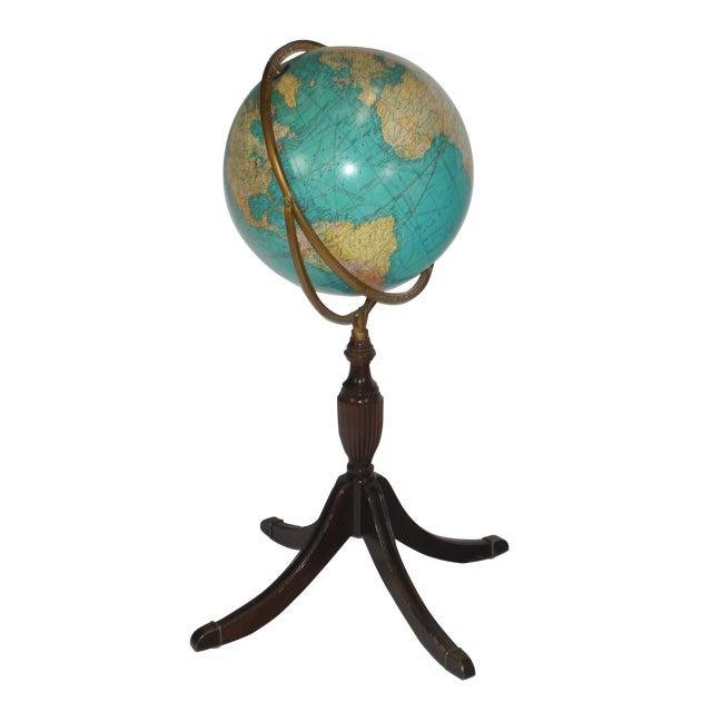 Vintage 1940s Globe Floor Lamp - Image 1 of 5