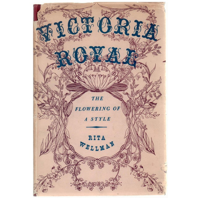 Paper 1930s Victoria Royal: The Flowering of a Style Book For Sale - Image 7 of 7