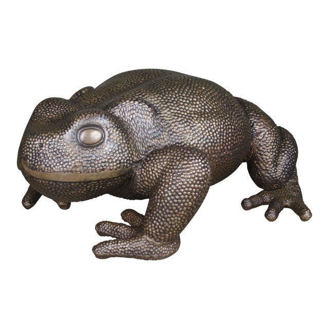 Toad Sculpture For Sale