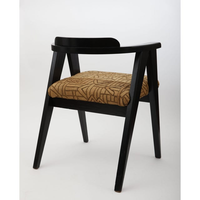 Allan Gould Allan Gould Compass Chair For Sale - Image 4 of 5