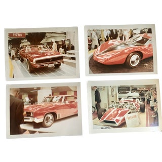 1967- 1968 Car Show Snap Shots - Collection of 47 Pictures For Sale