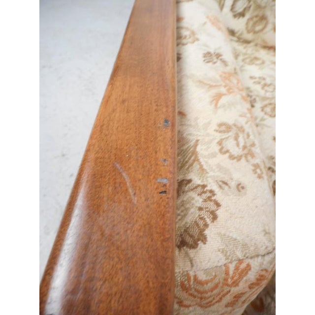 Textile Adrian Pearsall Style Mid-Century Modern High Back Lounge Chair For Sale - Image 7 of 10