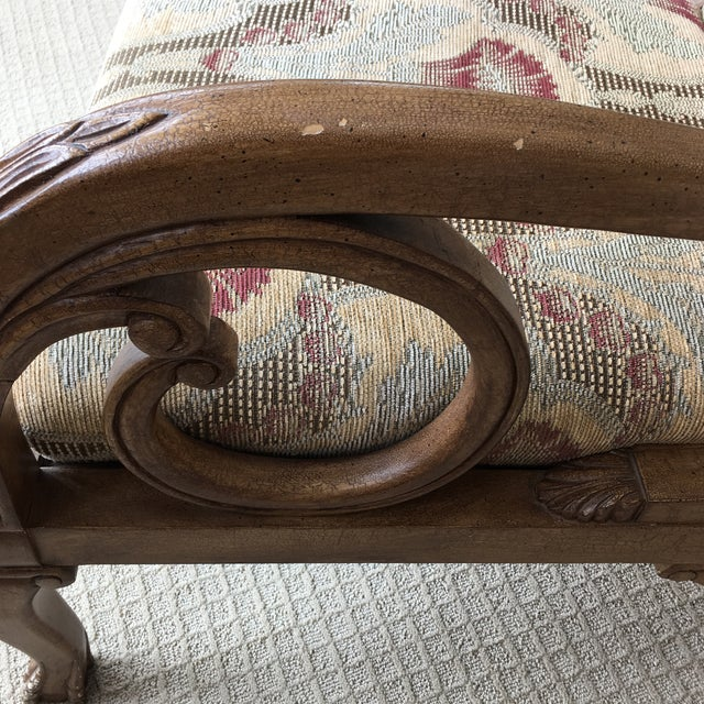 Drexel Heritage Accent Chair For Sale - Image 10 of 11
