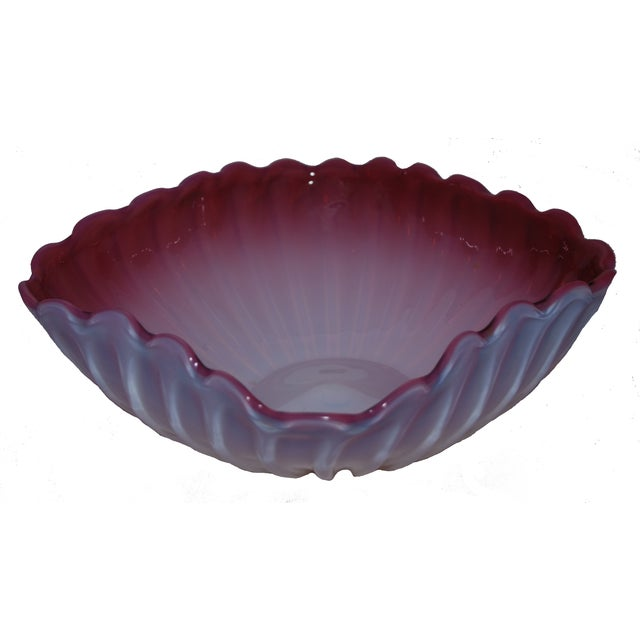 Murano Glass Square Bowl - Image 3 of 7
