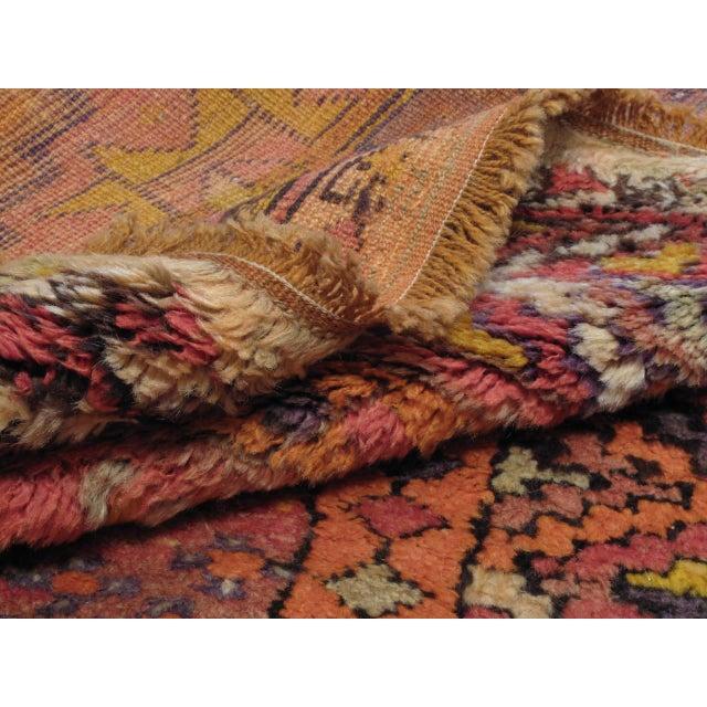 Textile Herki Long Rug For Sale - Image 7 of 7