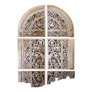 Casey Collection Architectural Arch Wall Decor - Set of 6