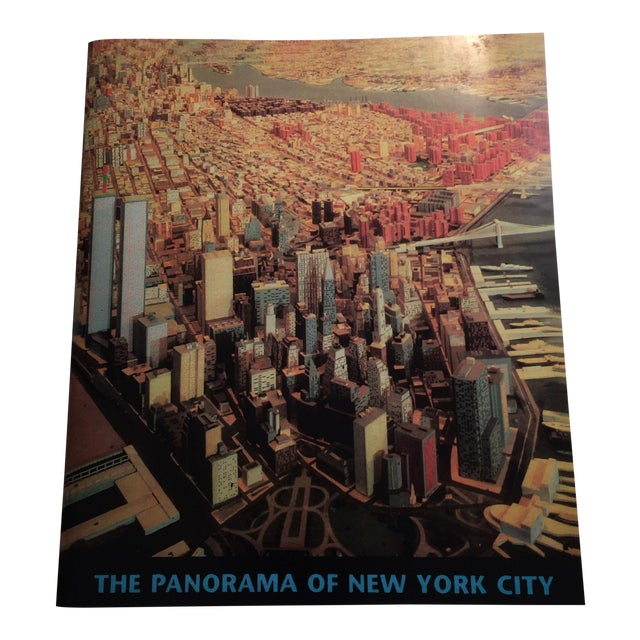 1990 Panorama of the City of New York Book For Sale
