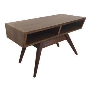 20th Century Danish Modern Mallin Furniture Side Table For Sale