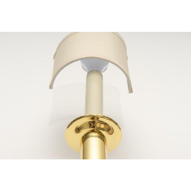 Art Deco Brass Sconces - a Pair For Sale - Image 11 of 13