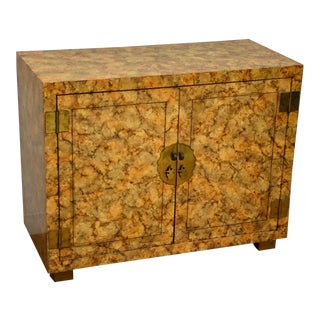 Faux Tortoise Shell Chest