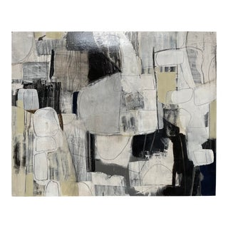 Contemporary Abstract by Rick Griggs Titled Body Language For Sale
