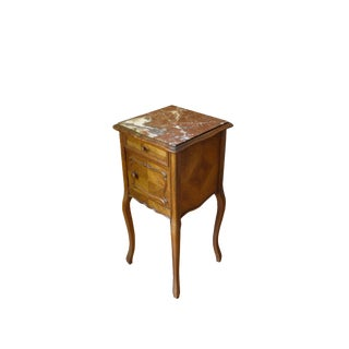1890s Antique French End Table