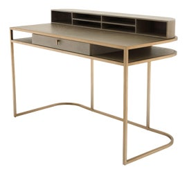 Image of Newly Made Mahogany Writing Desks